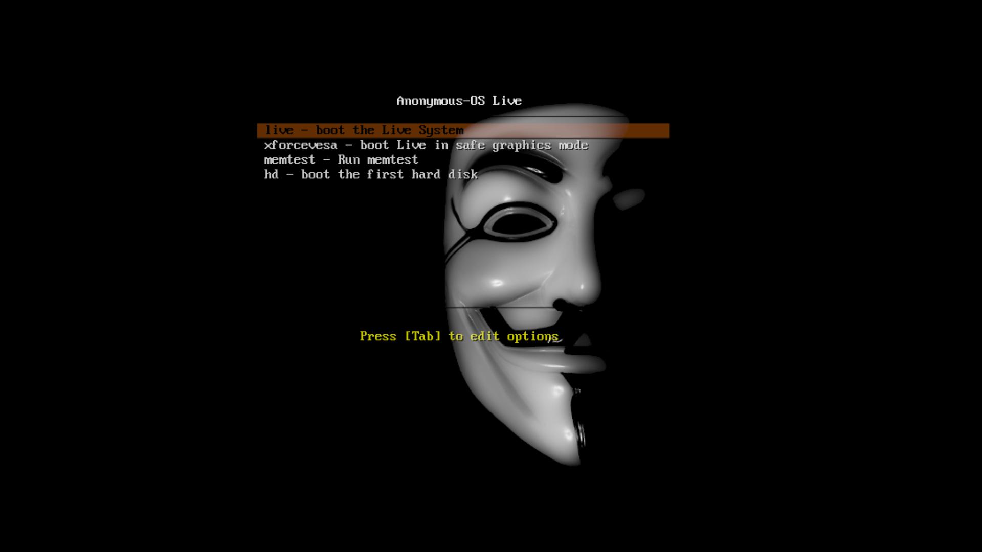 Hackers De Anonymous Lanzan Su Propio Sistema Operativo