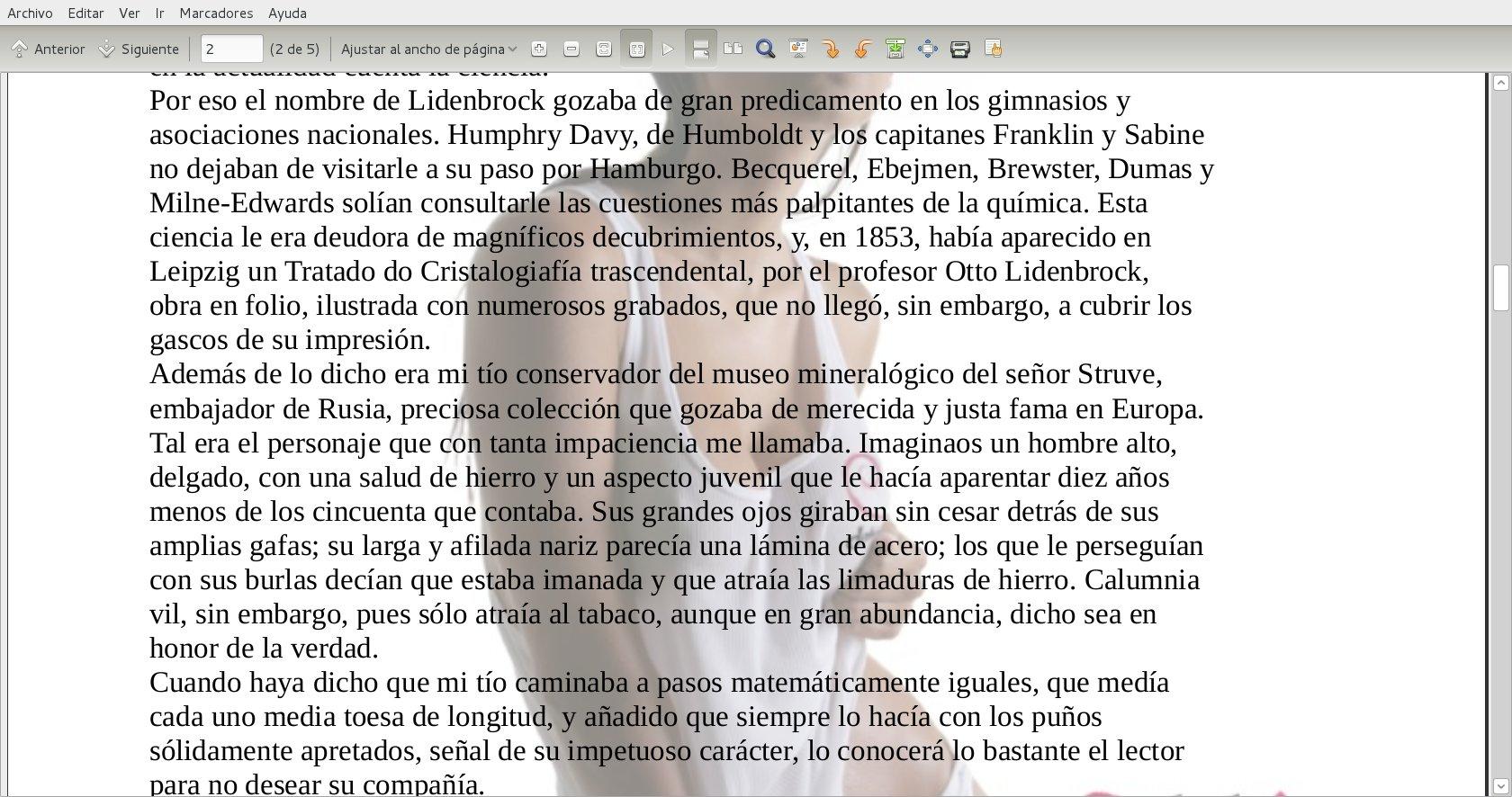 Como añadir una marca de agua a un texto con LibreOffice – La mirada ...