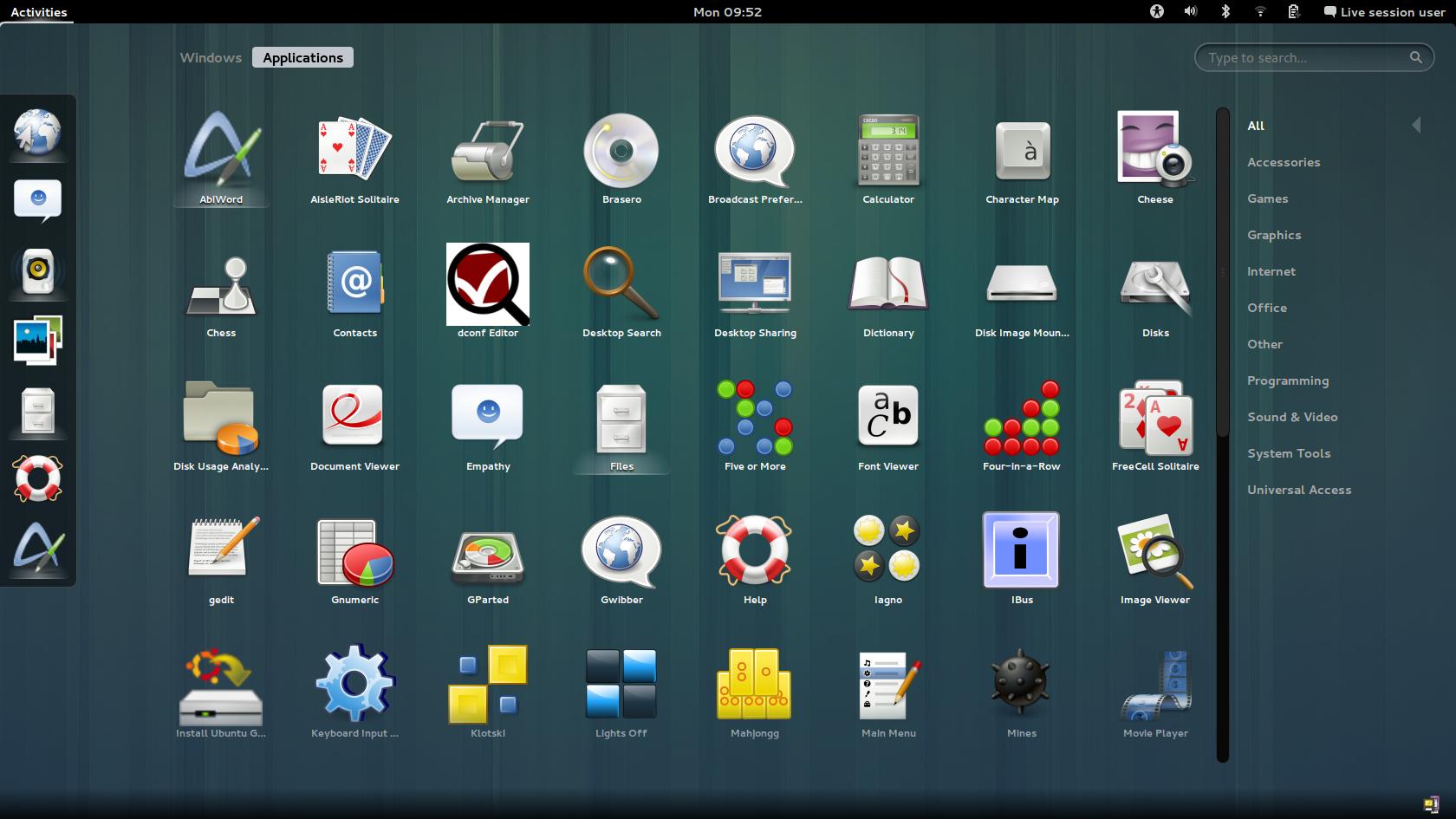 GNU/Linux