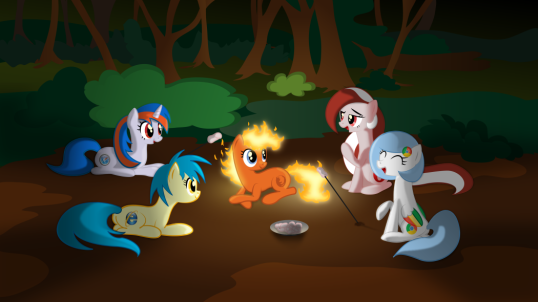 My Little Browsers by *ParallaxMLP