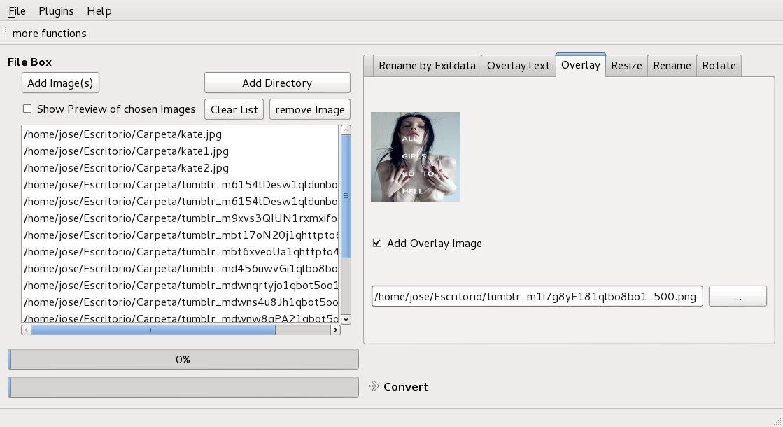 modificar metadatos fotos ubuntu