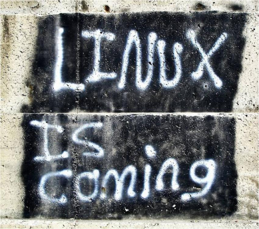 linuxiscoming