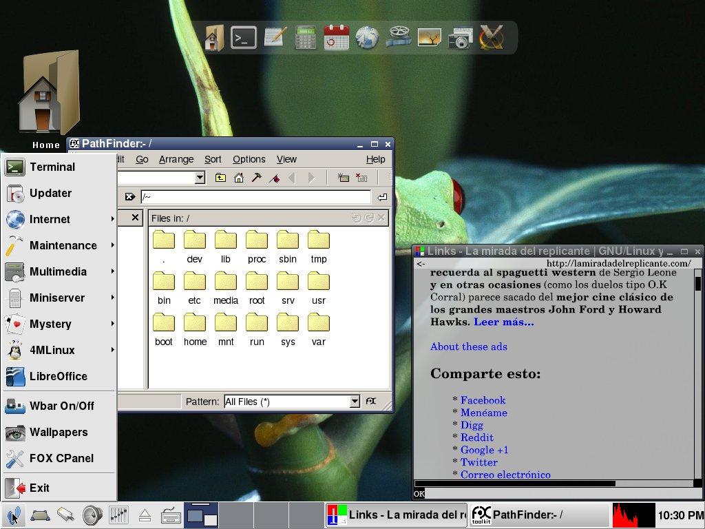 4mlinux_desktop