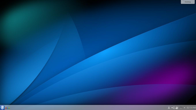 empty-desktop