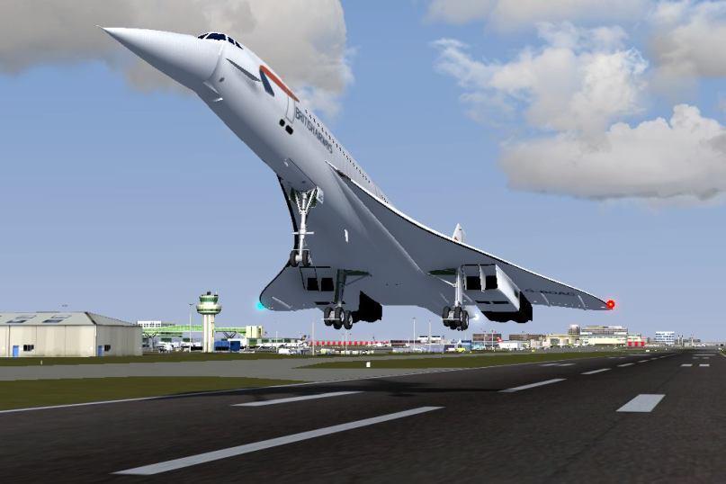 FlightGear despega con su versión 2.12