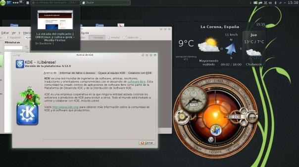 Actualizar a KDE 4.12 en openSUSE 13.1